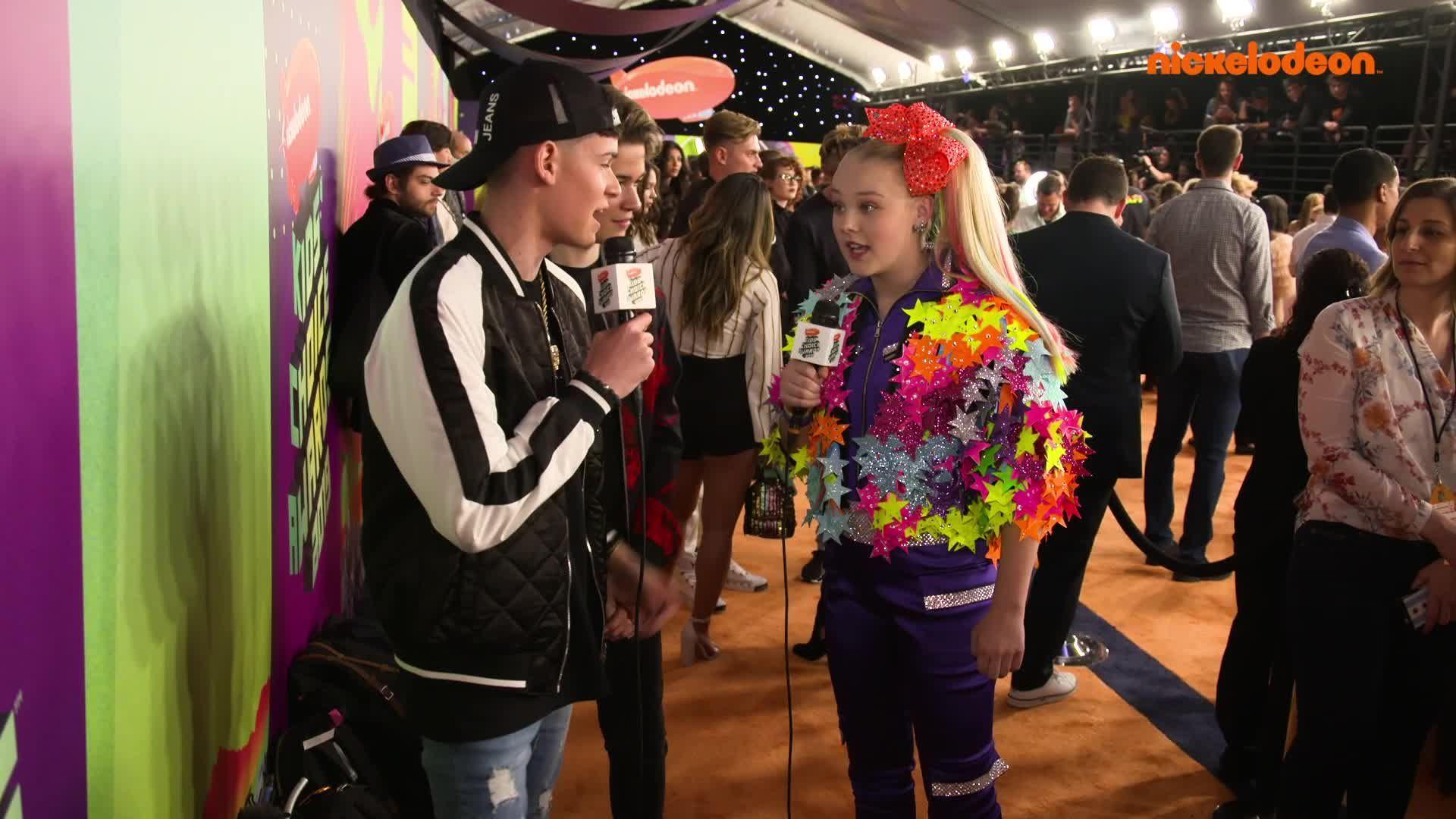 KCA 2019: Orange Carpet   Nickelodeon