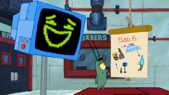Walking The Plankton: Plan B