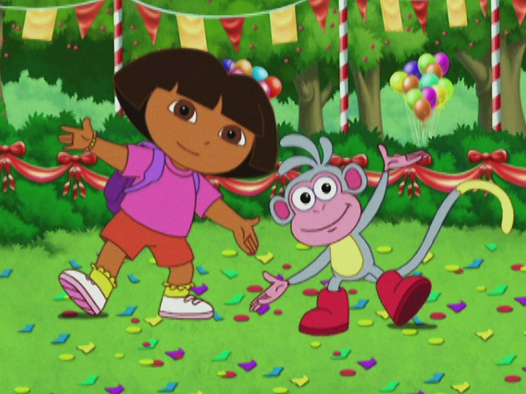 Dora the Explorer: Friendship Day Song