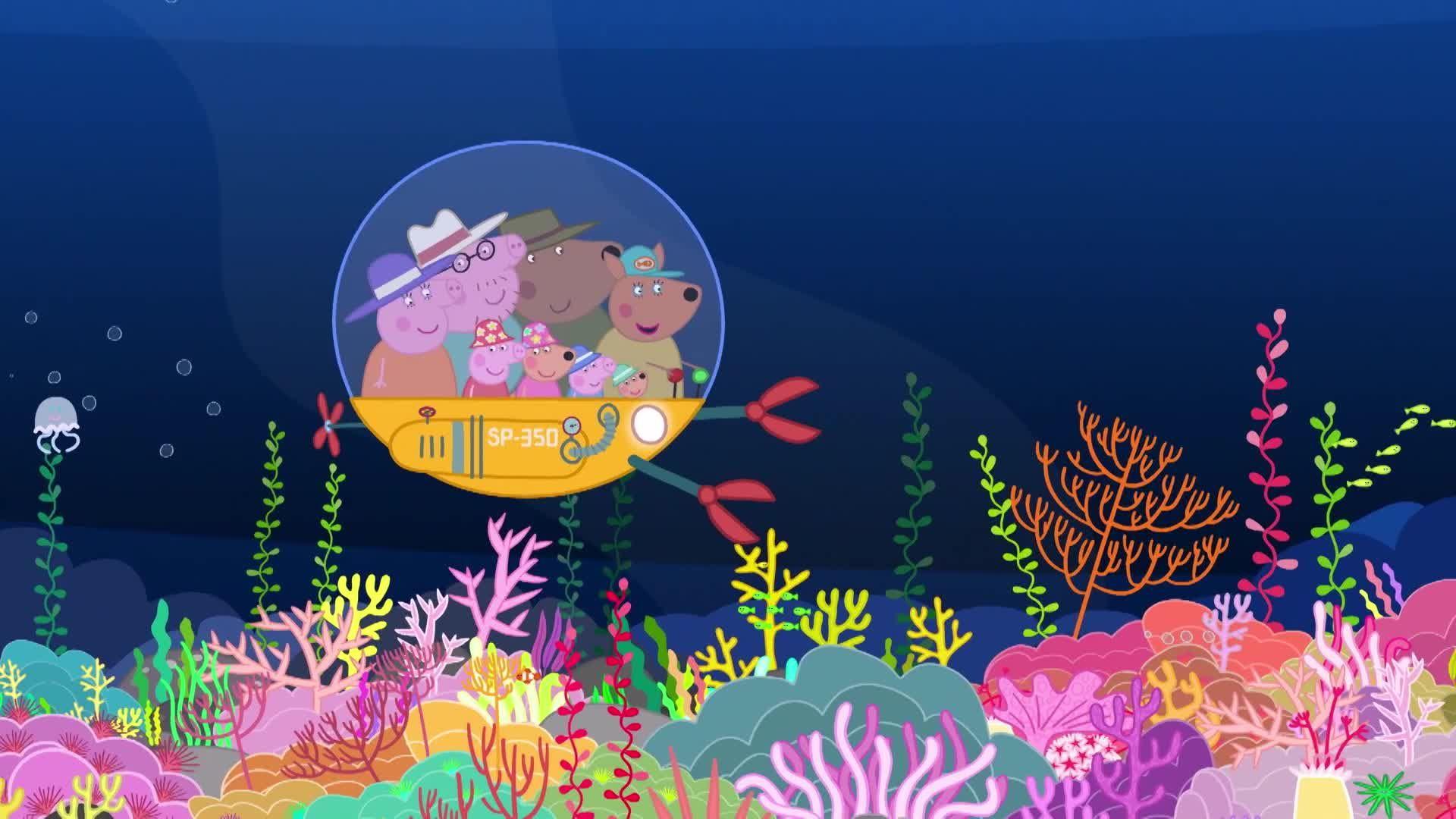 Peppa Pig: The Great Barrier Reef