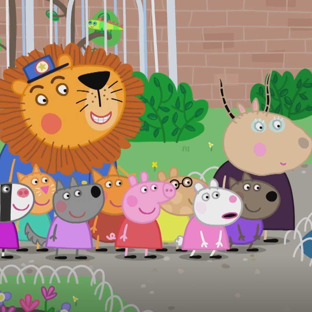 Peppa Pig: The Zoo