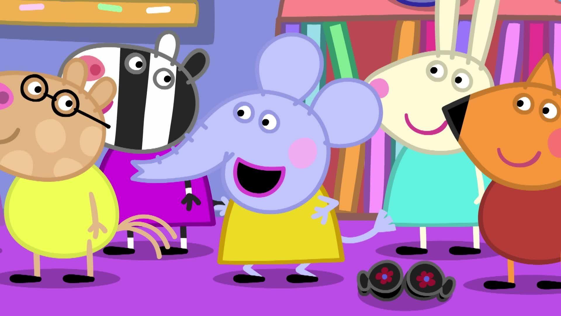 Peppa Pig: Move To Music