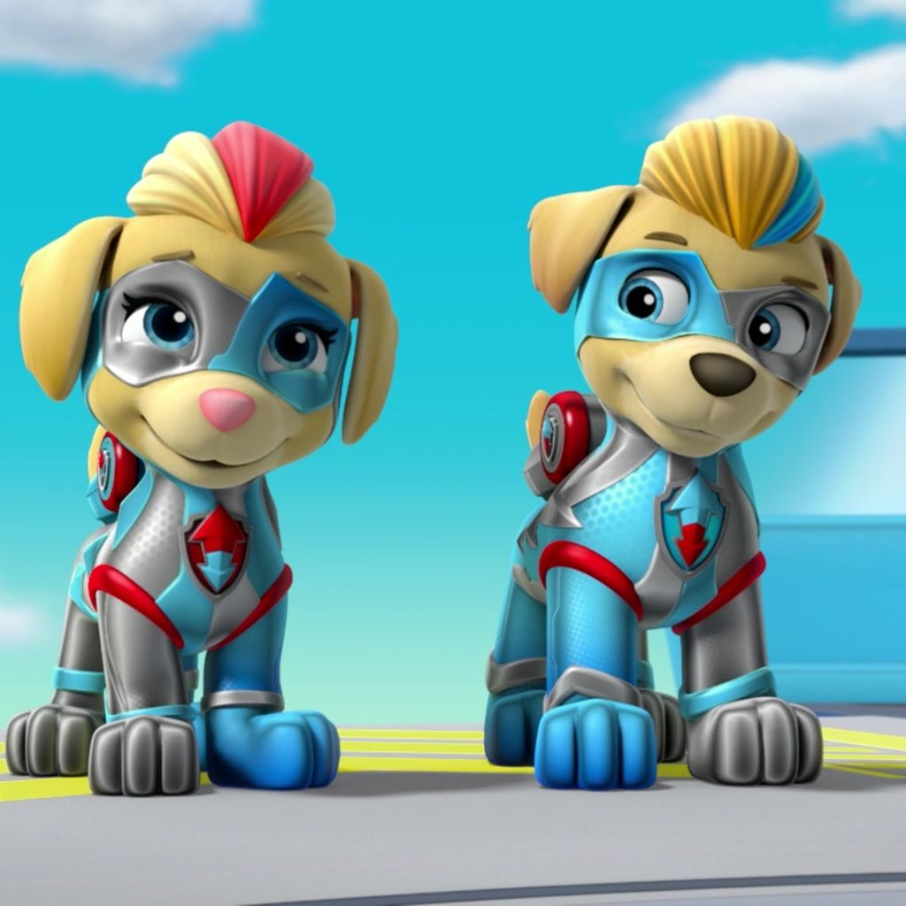 PAW Patrol: Pups and the Mighty Twins