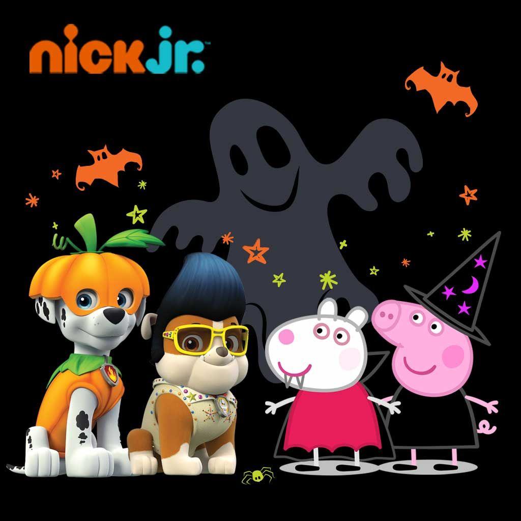 nick jr. halloween costumes
