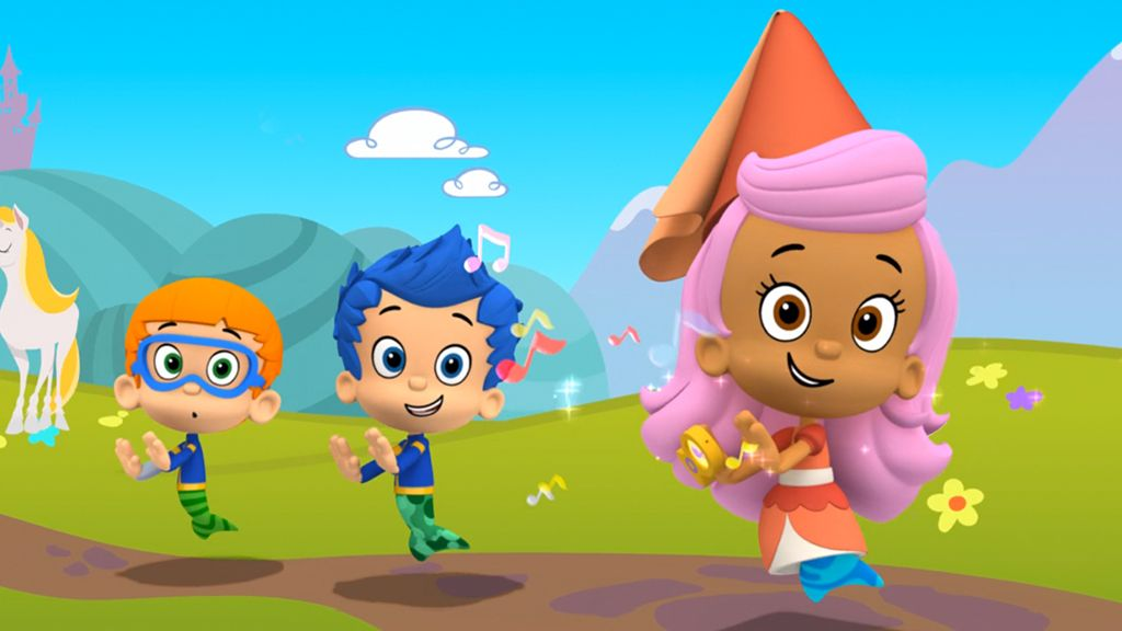 space guppies bubble guppies