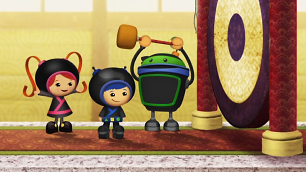 Obstáculos Y Clips De UmizoomiPista Nick Team Jr NinjaVídeos W9EDYH2I
