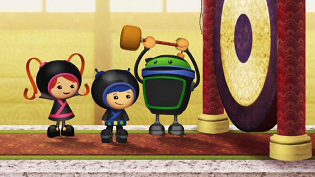 Team Nick NinjaVídeos Clips Jr Obstáculos Y De UmizoomiPista OZTXuPik