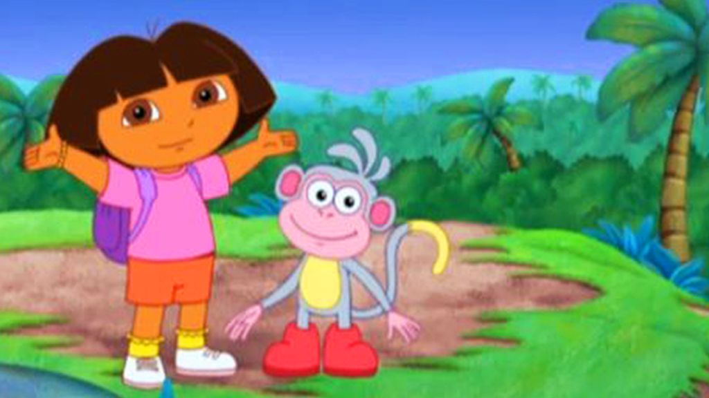 Dora The Explorer Pegasus Adventure Video On Nick Jr