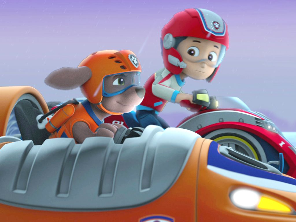 Water Rescue, PAW Patrol Video Clip: S1, Ep125