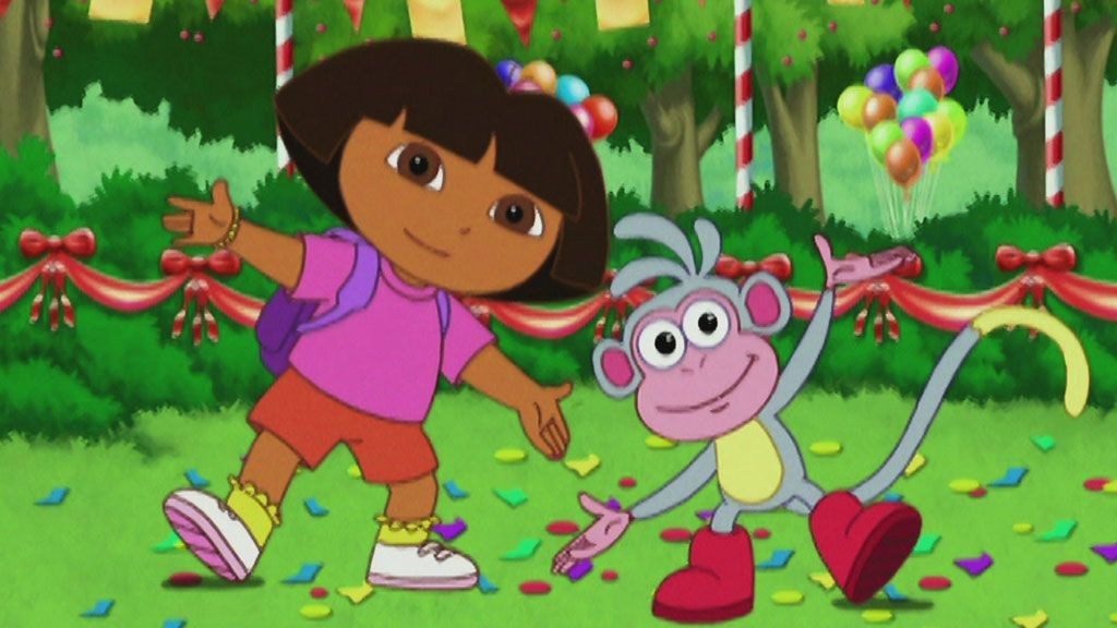 Dora And The Very Sleepy Bear Dora The Explorer Video On Nick Jr Uk
