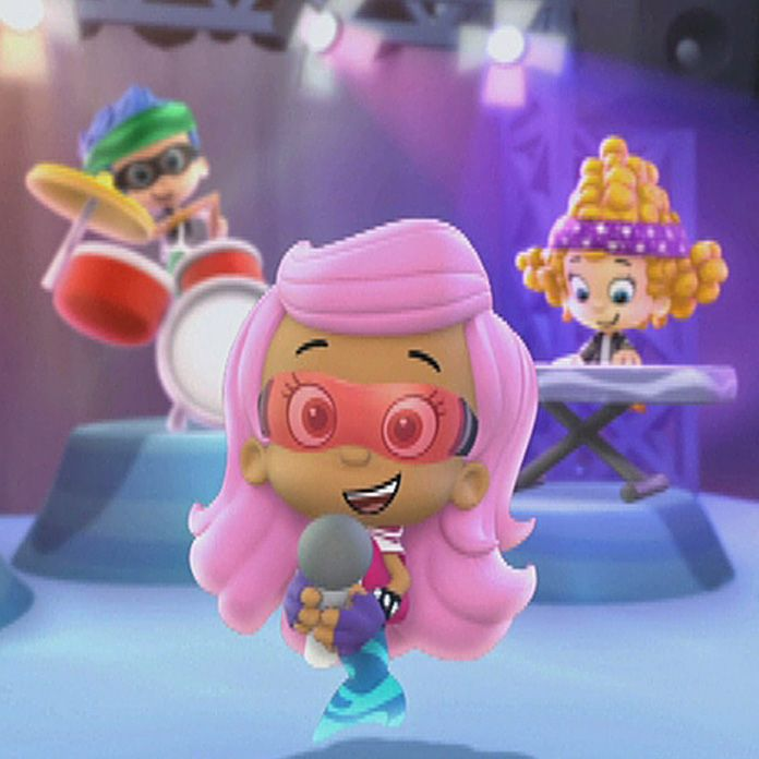 Bubble Guppies: Rock and Roll Guppies