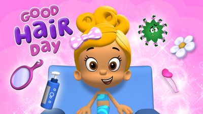Bubble guppies gioca con bubble guppies e i capelli su for Blaze e le mega macchine youtube