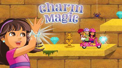 Dora Amp Friends Charm Magic Dora Game Nick Jr Australia