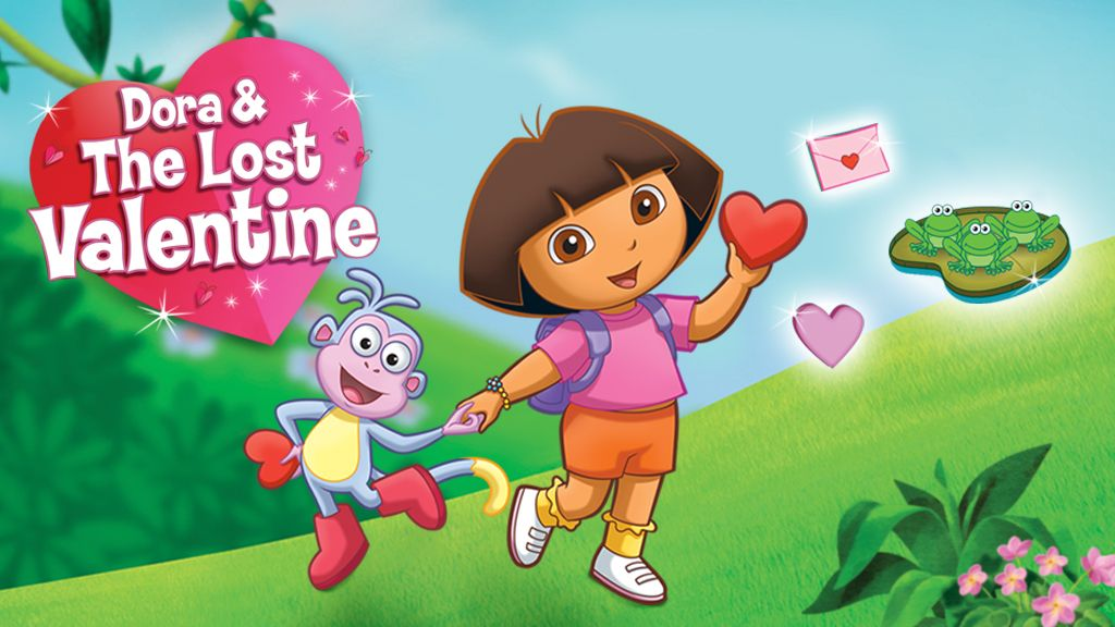 Dora and the Lost Valentine Game
