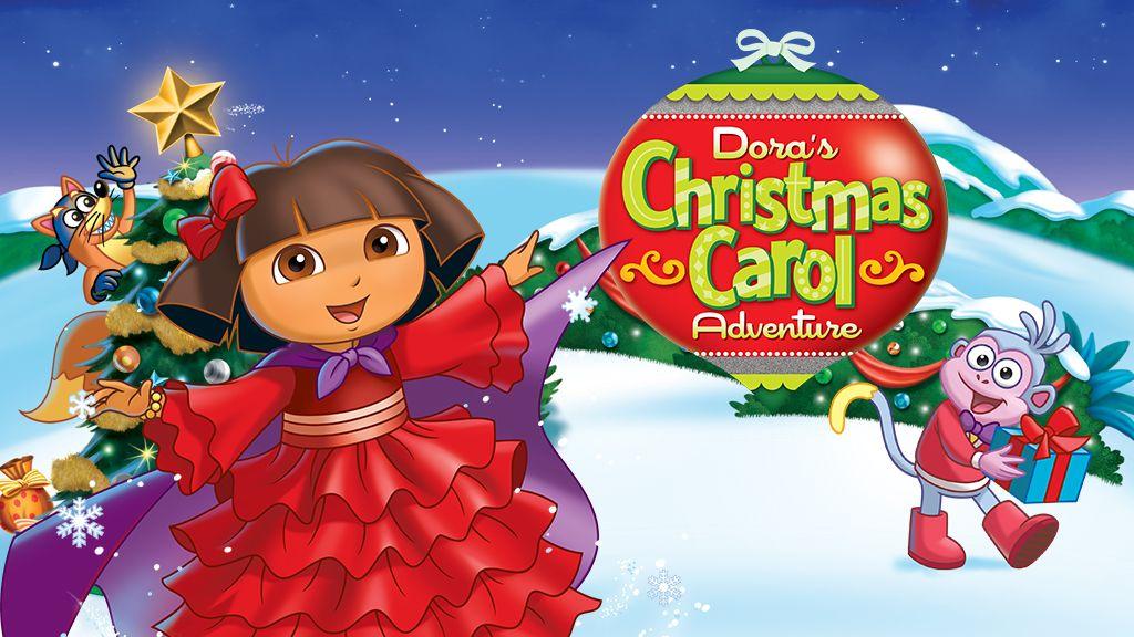 Dora Christmas Carol | Nick Jr. UK