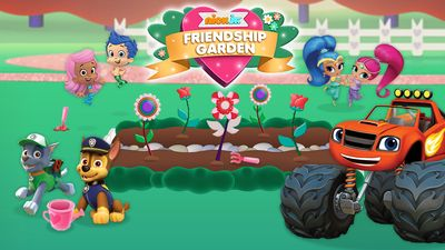 Nick Jr. Friendship Garden | Puzzle Game | Nick Jr Australia