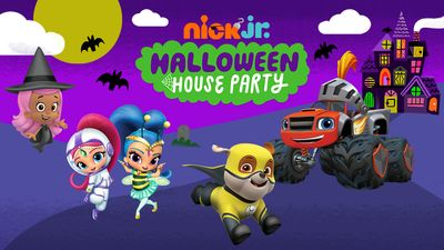 Nick Jr. Halloween House Party: Preschool Game on Nickjr.com