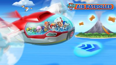paw patrol: air patroller   adventure game   nick jr australia
