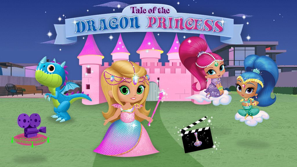 ‎Shimmer and Shine: Genie Games on the App Store