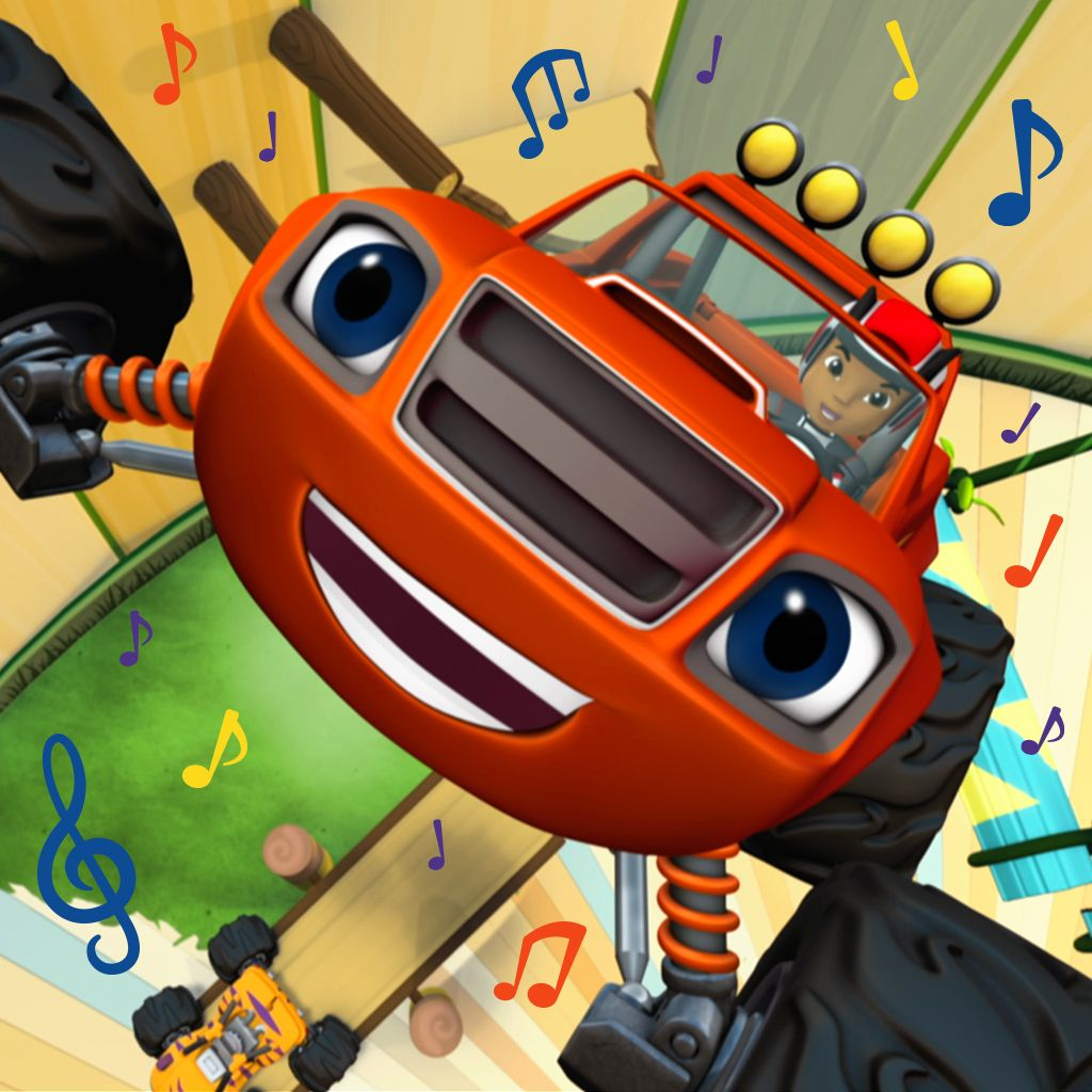 Blaze and the Monster Machines: Hang onto Your Hubcaps!