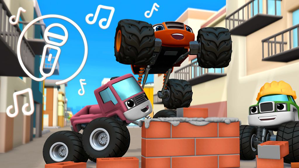 Blaze And The Monster Machines Nick Jr