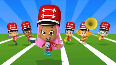 Marching Band Bubble Guppies Video S1 Ep118