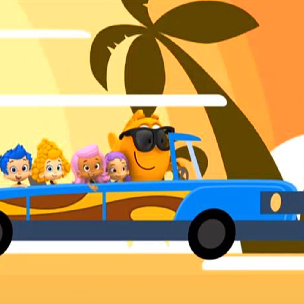 Bubble Guppies: The Beach Ball!