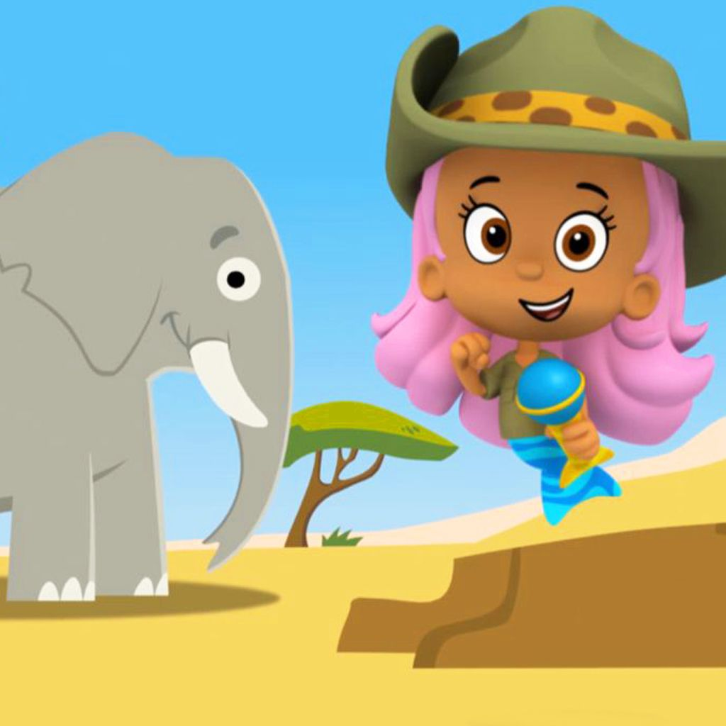 Bubble Guppies: Elephant Safari