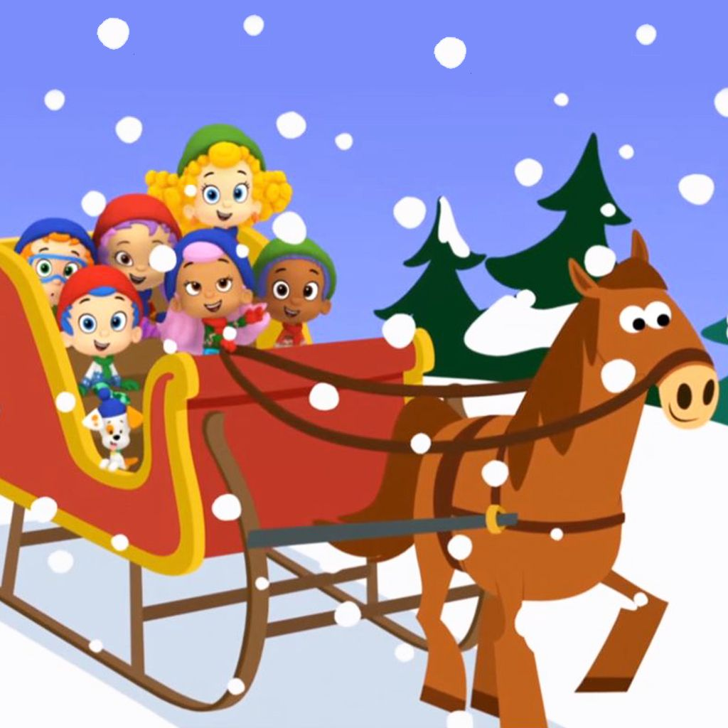 Bubble Guppies: A Holiday Ride