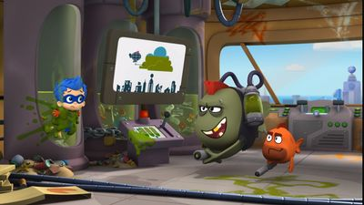 Ozzy Osbourne As Sid Fishy Bubble Guppies Video S3 Ep327