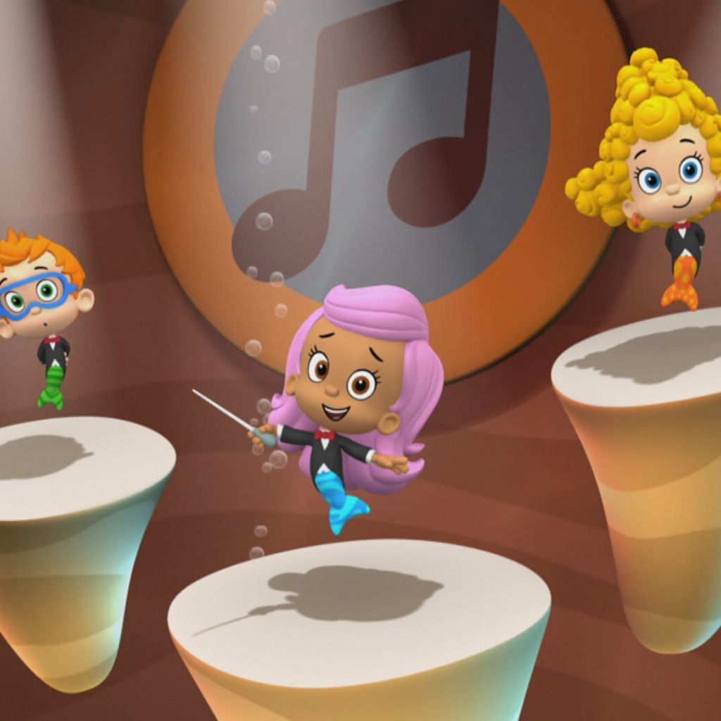 Bubble Guppies: A Beautiful Symphony