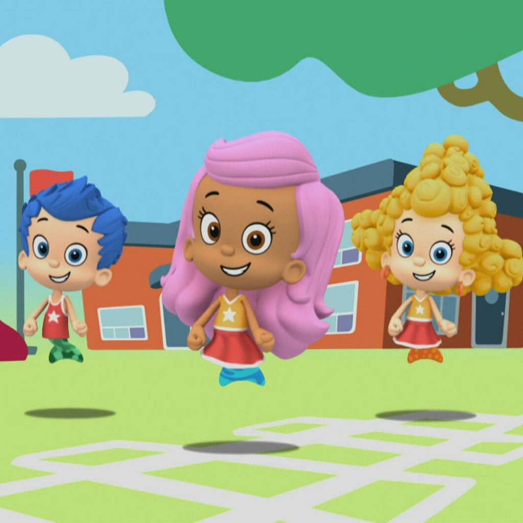 Bubble Guppies: Get Ready for School