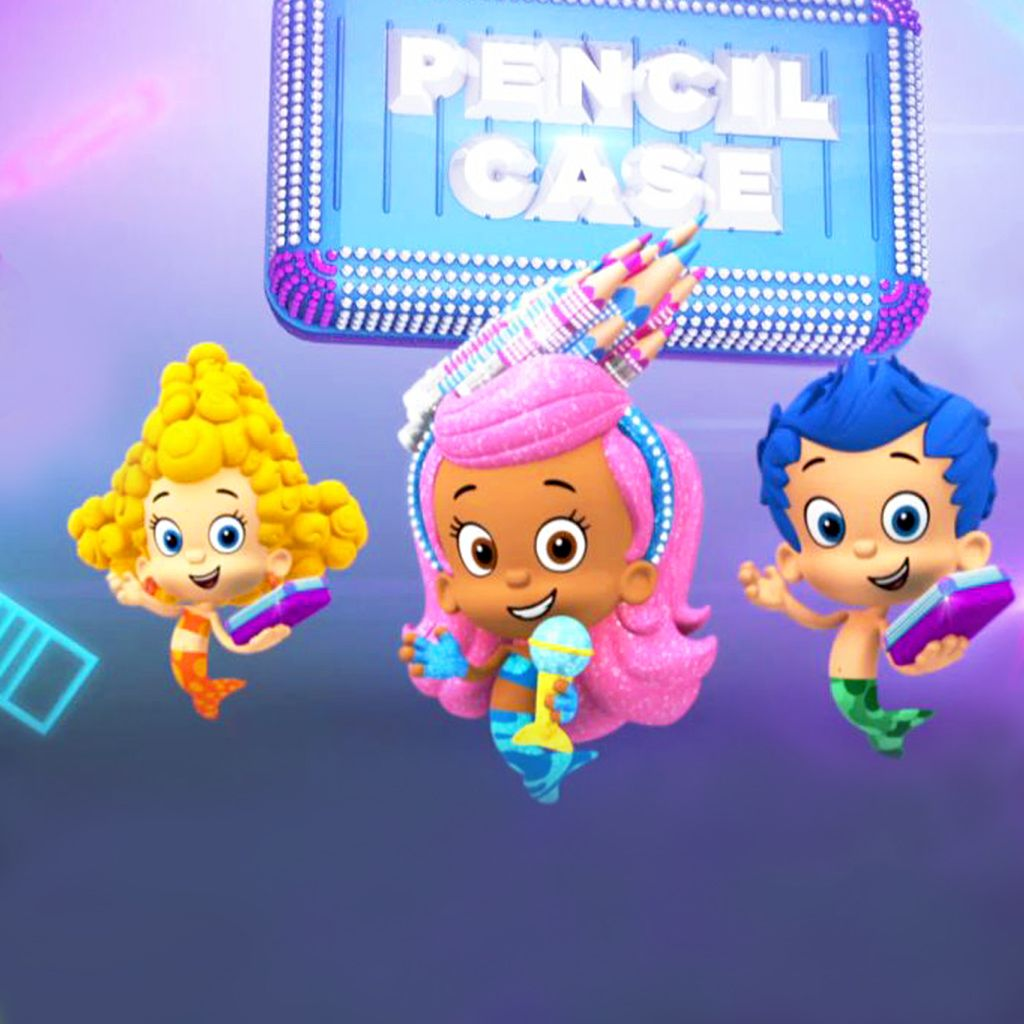 Bubble Guppies: Pencil Case Song