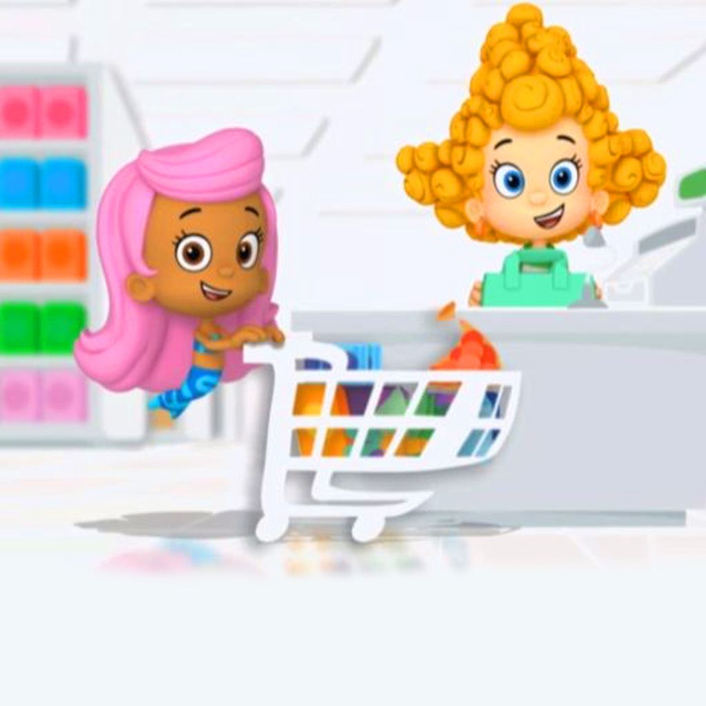Nickelodeon Music: BubbleGuppies Super, Super, Supermarkets