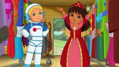 Royal Ball Dora And Friends Music Video Clip S1 Ep 107