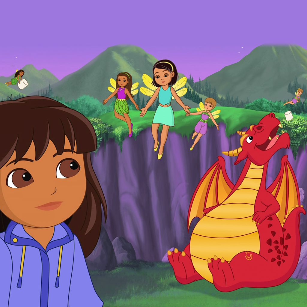 Dora and Friends: Dragon Workout