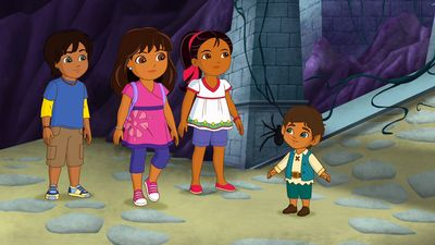 The Queen S Maze Dora And Friends Video Clip S2 Ep214