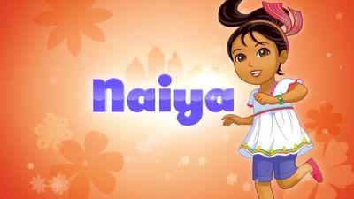 All About Naiya Video: Meet Dora's Friend from Playa Verde