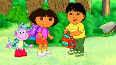 The Backpack Parade Dora The Explorer Video On Nick Jr