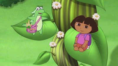 Count it Up Count and Climb with Dora Video on Nick Jr