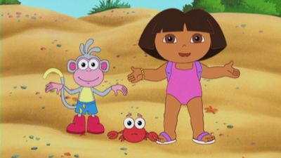 Watch Let S Do The Crab Dance A Dora The Explorer Video