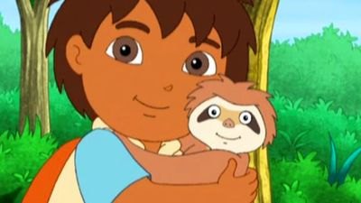 Save The Baby And Mommy Sloth Go Diego Go S1 Ep102