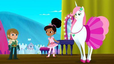 Nella Uma Princesa Corajosa Recital De Ballet V 237 Deos