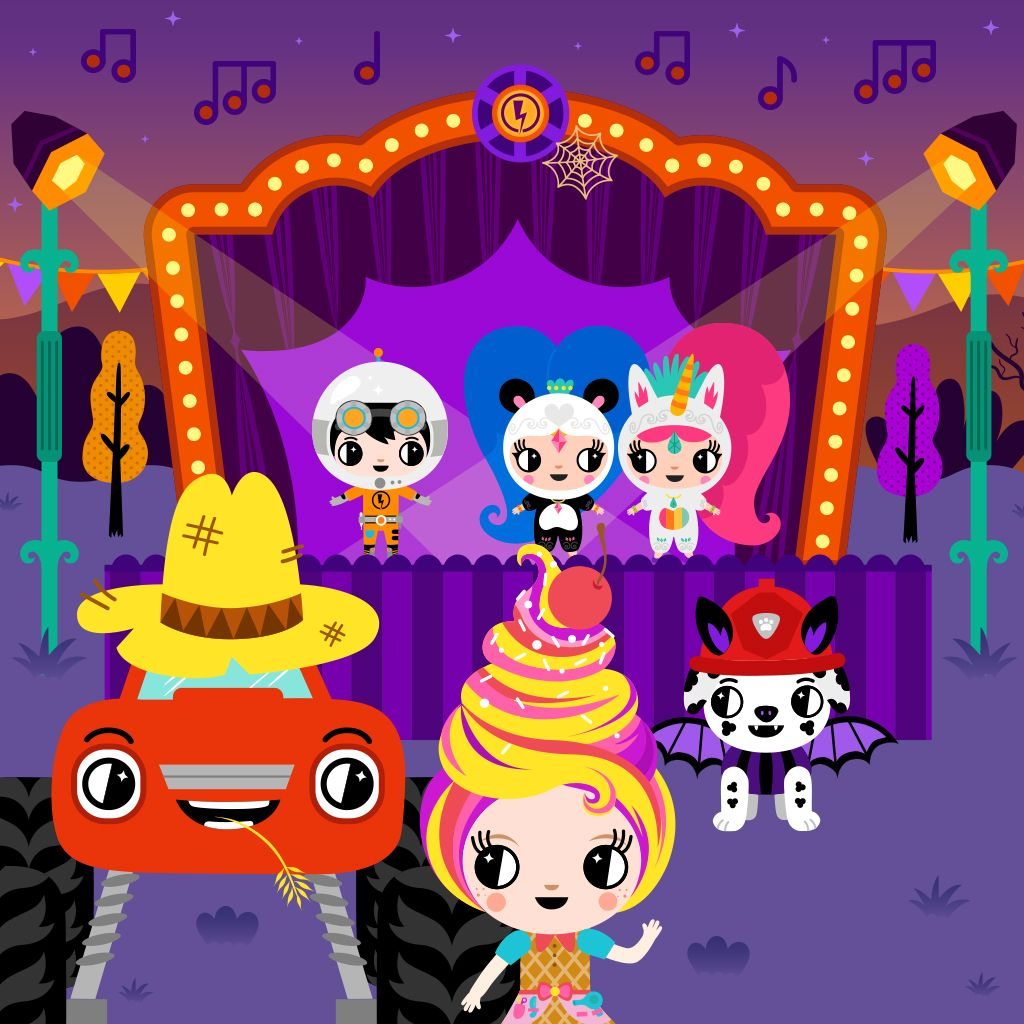 Music: Nick Jr. Boo Fest Song