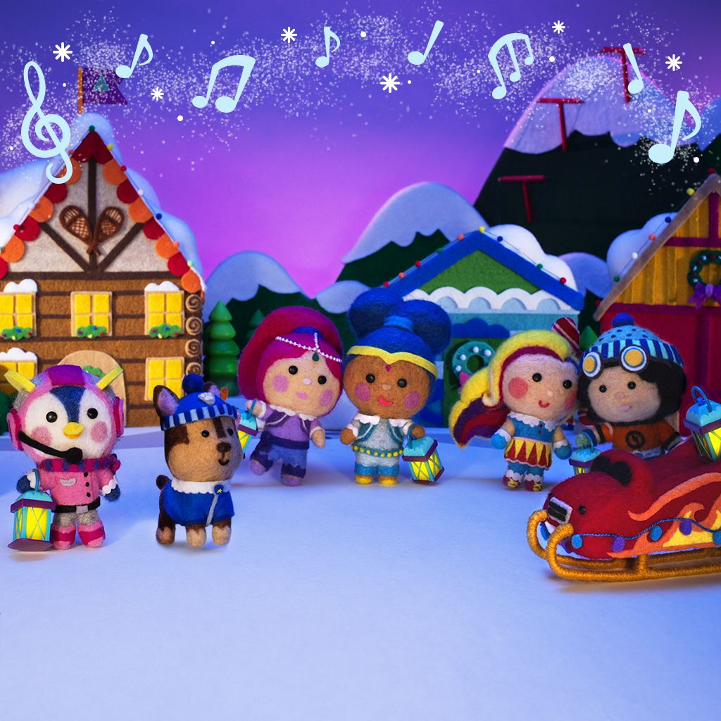 Music: Snow Much Fun Song