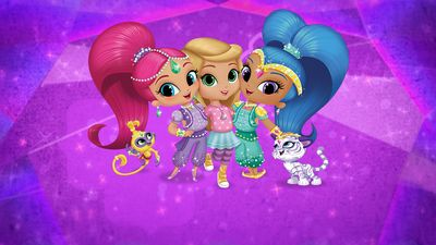 A Magical Friendship Song Shimmer Amp Shine Video Clips