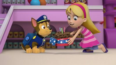 A Surprise For Chase Paw Patrol Video Clip S1 Ep 116