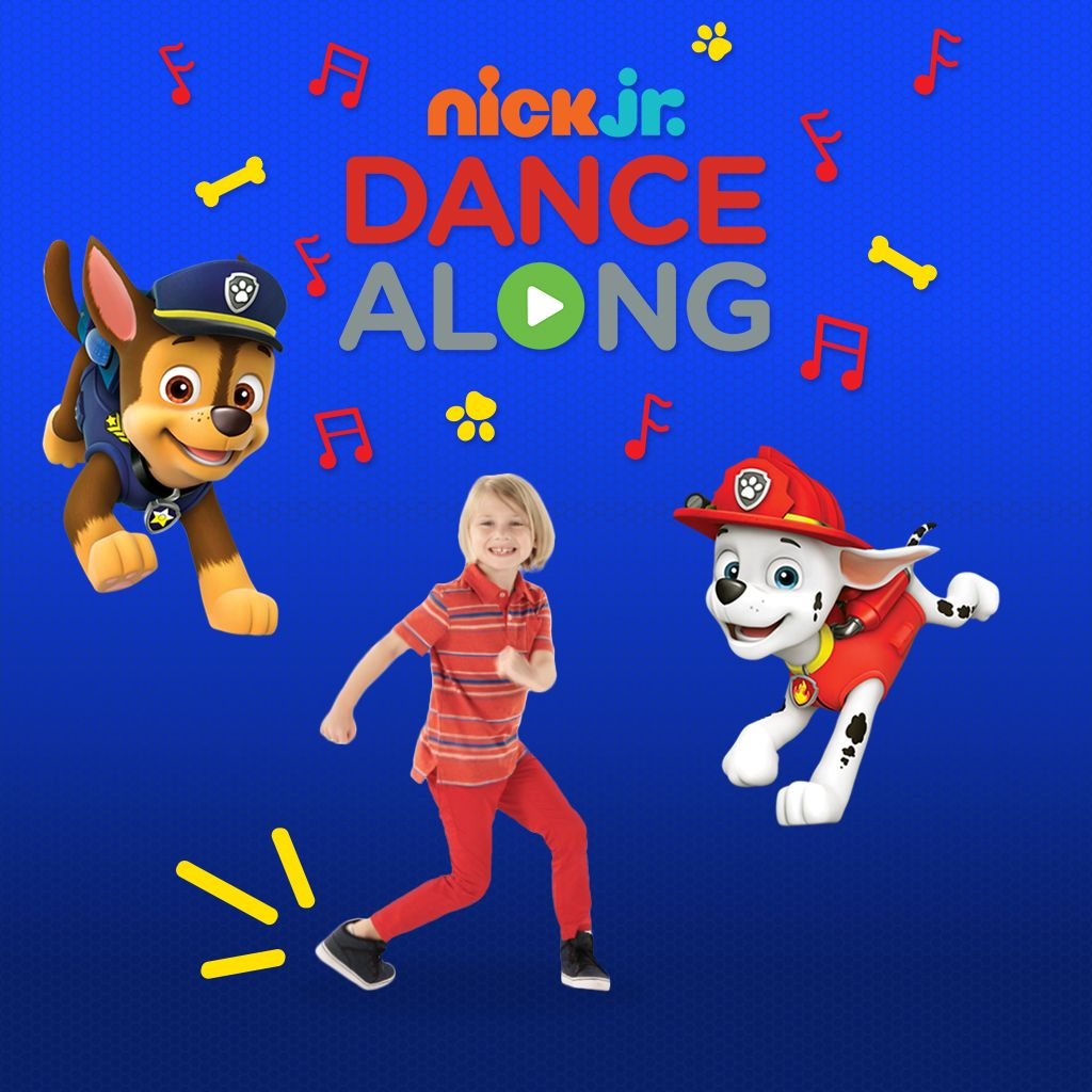 Nick Jr. Dance Along: Paw Patrol Theme Song