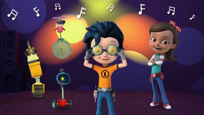 Theme Song Remix Rusty Rivets Video Clip
