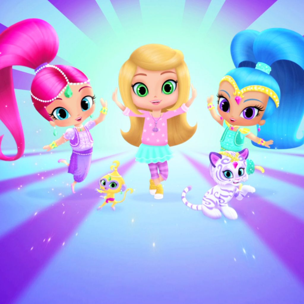 Shimmer and Shine: Theme Song